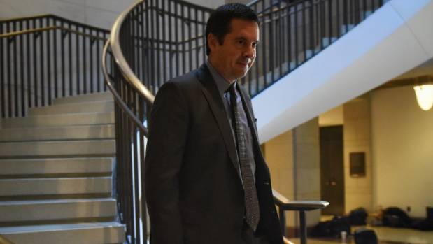 Devin Nunes has indicated Trump might make significant redactions before allowing the Democrats memo to be released