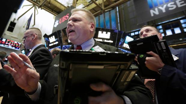 Wall St. plunges, S&P 500 erases 2018's gains