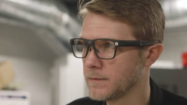 Intel's Smart glasses Look So Normal, It's Freaky