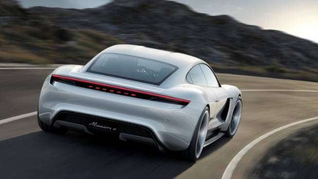 Porsche doubles down on electric cars