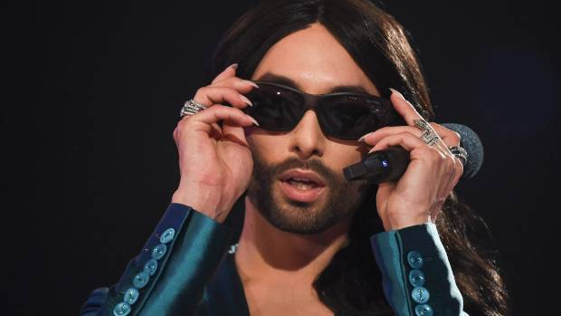 Conchita Wurst's Eurovision success forced Lucinda Hawksley into a last-minute rewrite of her book on facial hair ...