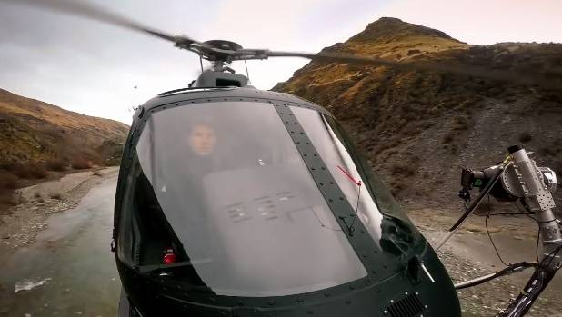 Mission: Impossible - Fallout featurette explores the helicopter stunt