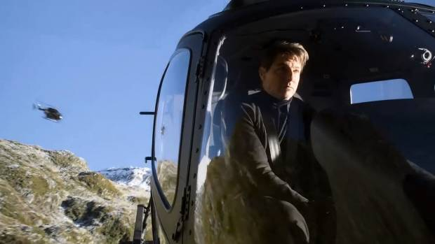 Mission: Impossible - Fallout New Trailer