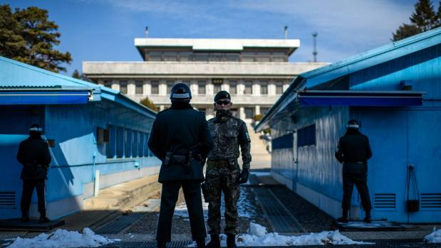You can see the Demilitarized Zone (DMZ) between South and North Korea but only as part of a tour.