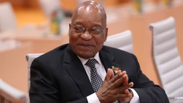 Jacob Zuma, South Africa's corruption-plagued president, has resigned