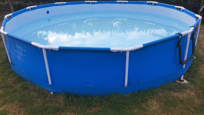 Cheap backyard pools at risk of breaking safety laws for Portable pool