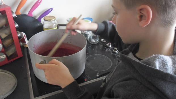 Learning maths and science by making jam.