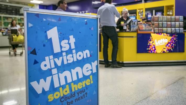 Lotto tickets bought online win more often | Stuff co nz