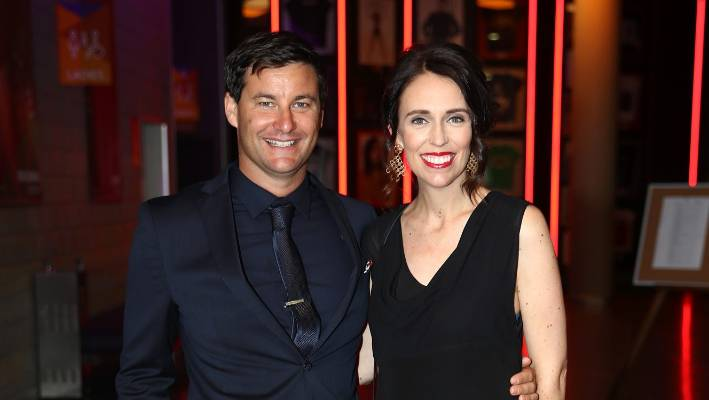 Image result for Clarke Gayford