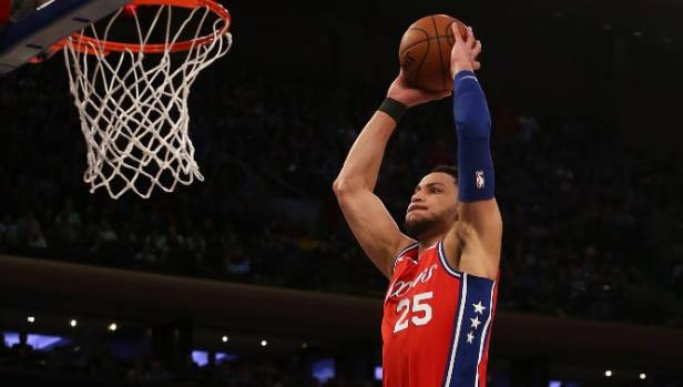76ers' Ben Simmons can't figure out why he isn't an All-Star