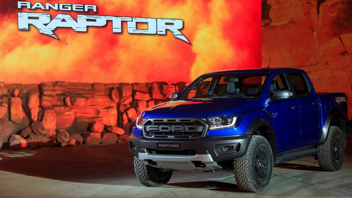 New Ford Ranger Raptor revealed – and it's not all about the ute's