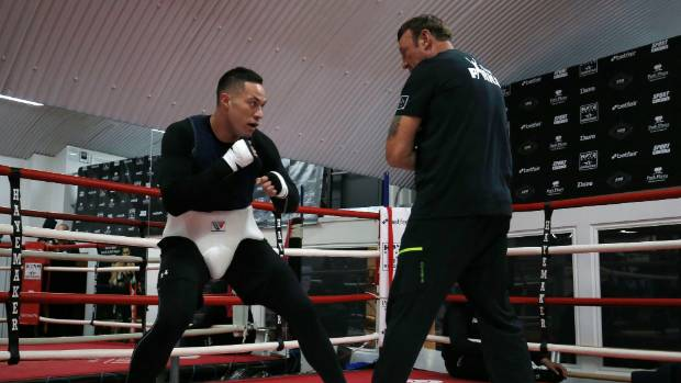 Joseph Parker questions Anthony Joshua's fitness ahead of title bout