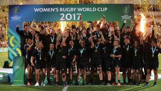 Black Ferns go on the NZR payroll