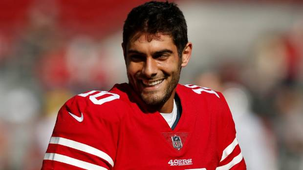 Jimmy Garoppolo, 49ers agree to $137.5 million deal