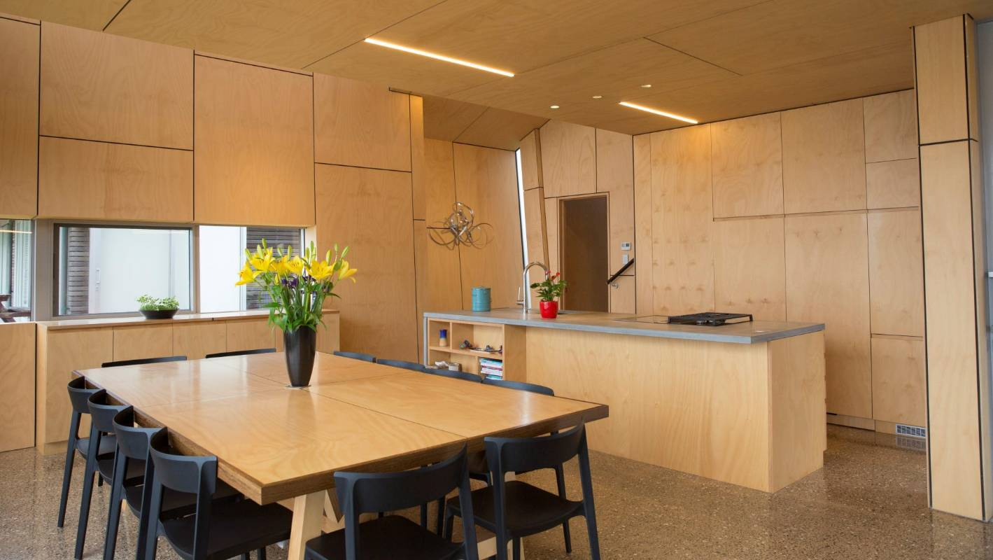 The pros and cons of a ply-lined interior   Stuff co nz