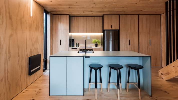 The pros and cons of a ply-lined interior | Stuff co nz