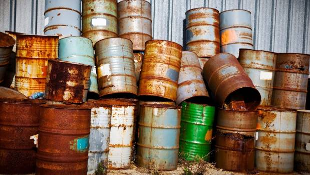 Proper disposal of hazardous waste is of major concern to regional councils.