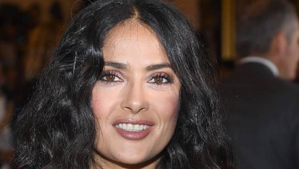 Salma Hayek 'ashamed' she wasn't part of original Weinstein expose