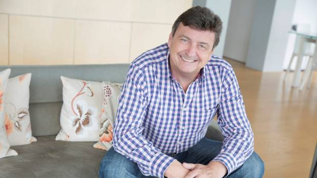 Andrew Barnes, managing director of Perpetual Guardian, wants all Kiwi companies to give a four-day working week a go.