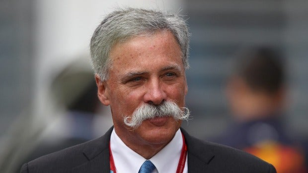 Chase Carey: Formula 1 will still have 'pretty girls' at races