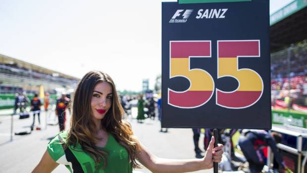 F1 will still have 'glamour' without models, says Carey