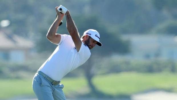 Lowry well placed to challenge at Pebble Beach Pro
