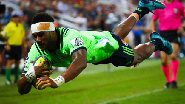 Fijian powerhouse starts for Highlanders v Stormers