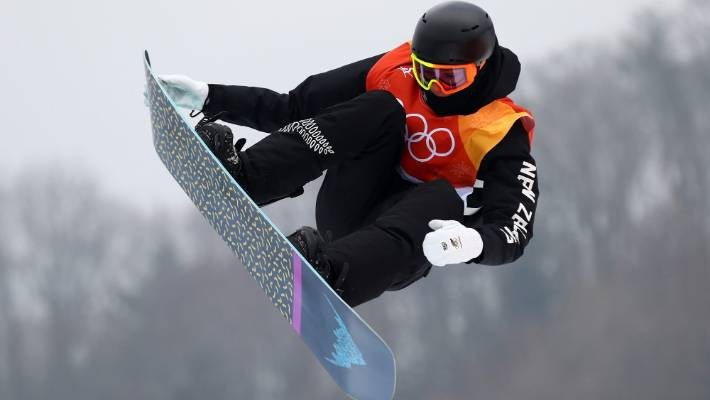 Kiwi Snowboarder Carlos Garcia Knight Scores High And Qualifies For