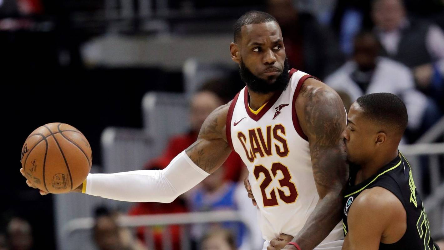 708f05eb40b LeBron James and Laura Ingraham  war of words shows why sport and politics  should mix