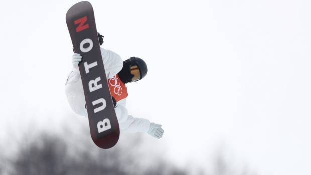 Shaun White Wins Third Halfpipe Gold Medal in South Korea