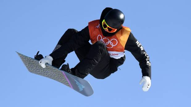 American luger Emily Sweeney hospitalised after horror crash at Winter Olympics