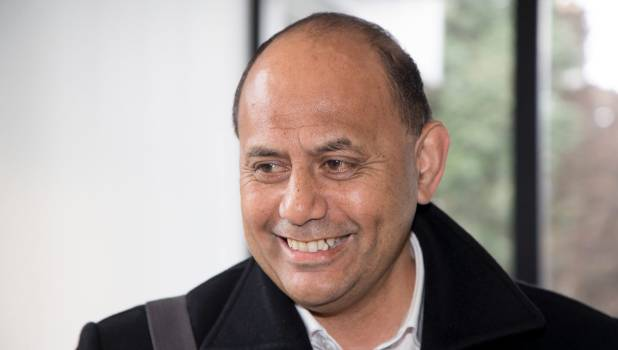 Willie Jackson signed off George FM's use of an iwi radio frequency his trust owned.