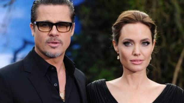 Angelina Jolie accuses Brad Pitt of evading child support