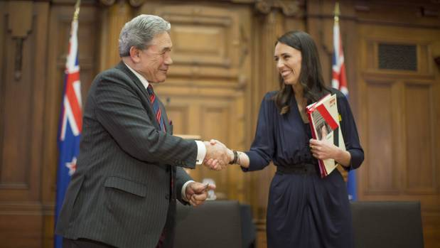 Ardern, Peters overpaid by $21K