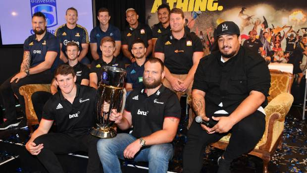Rap singer Kings has come on board to help give Super Rugby a more exciting feel this year.