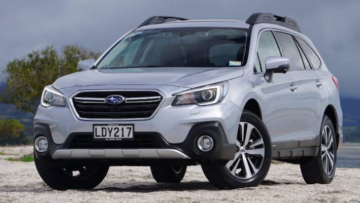 Why Outback Stands So Tall In Subaru Range Stuff Co Nz