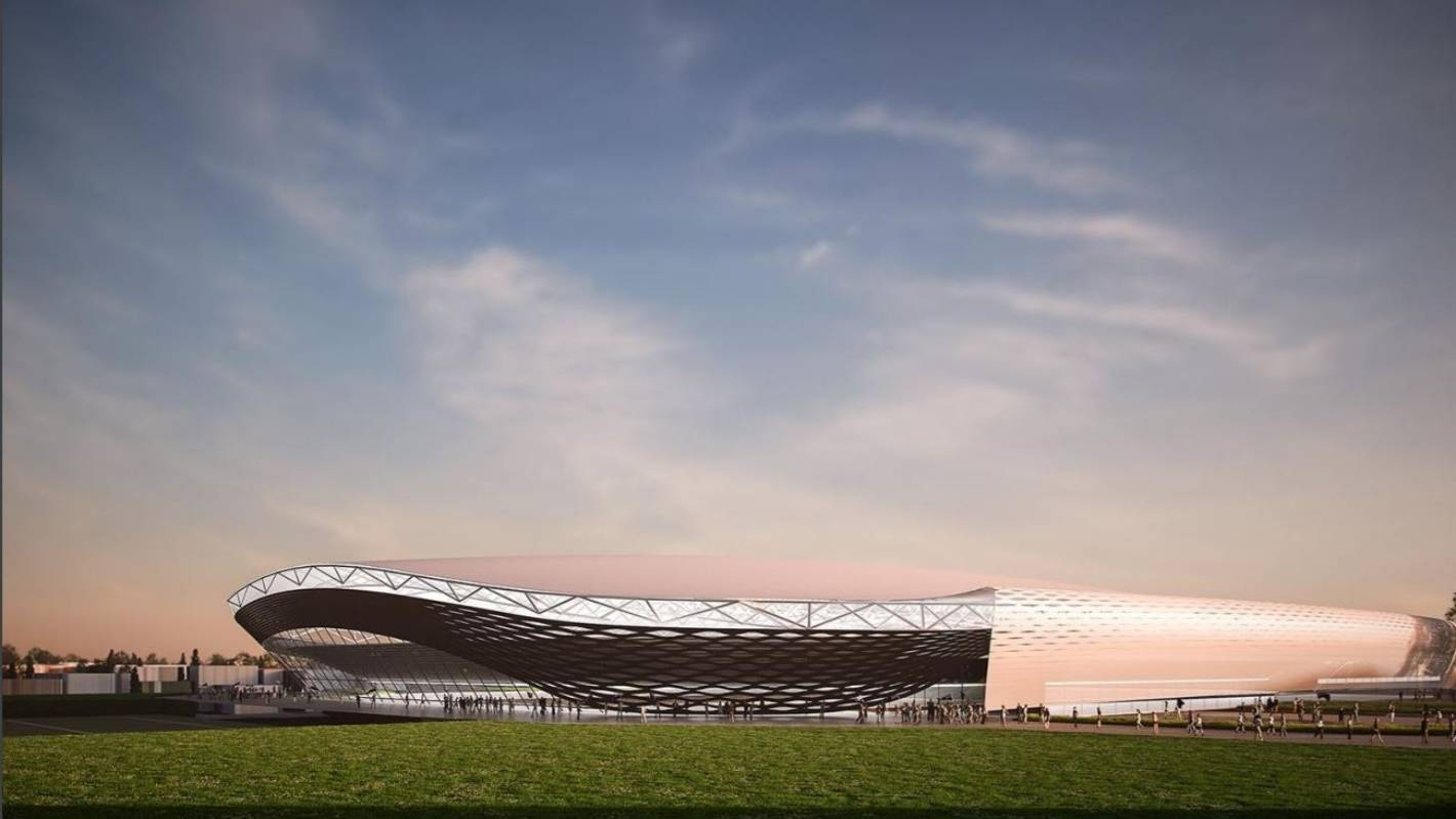 Combined Christchurch Metro Sports And Stadium Not Yet