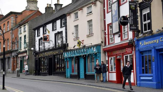 Parliament Hotel Dublin Closed