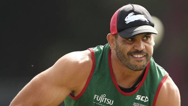 A reinvigorated Greg Inglis is looking forward to the start of the NRL season with the Rabbitohs.