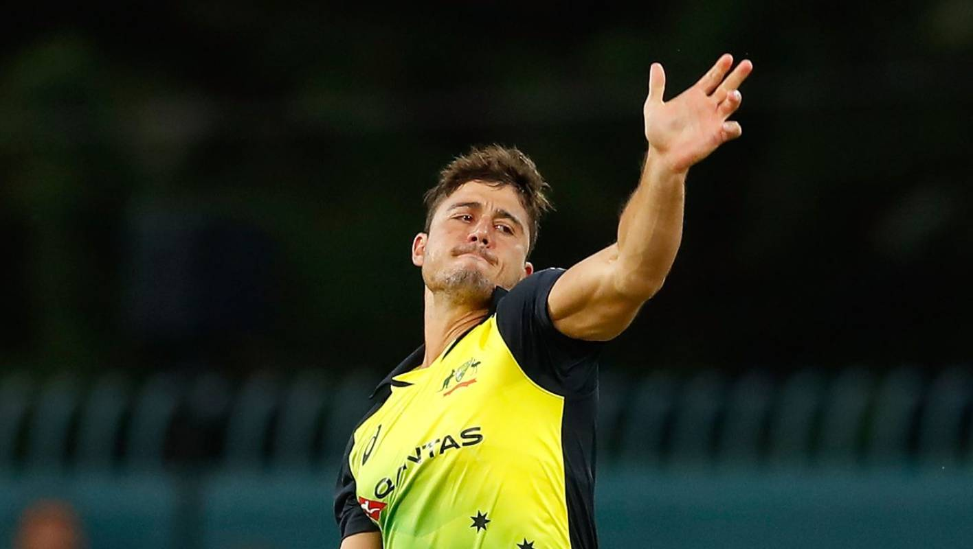 Marcus Stoinis: Marcus Stoinis Returns To Eden Park, The Ground Where His
