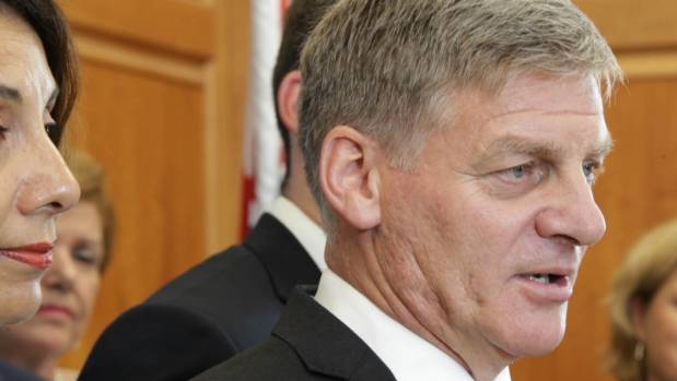 Bill English quits after a 27-year parliamentary career