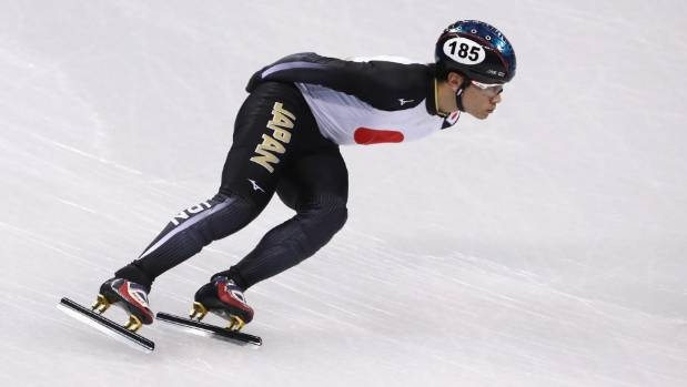 Winter Olympics: Japanese speedskater gives Pyeonchang its first doping case