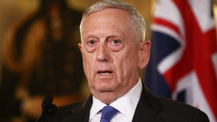 Mattis quits after clashing with Trump
