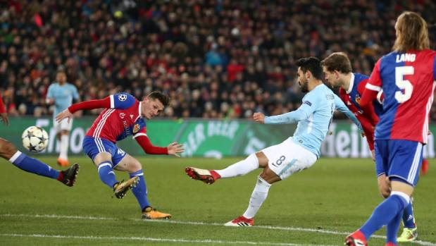 Man City show off Champions League credentials with Basel thrashing