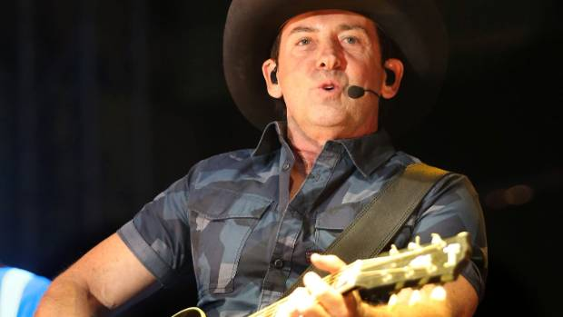 Country stars such as Australia's Lee Kernaghan love singing about utes - and pickups.