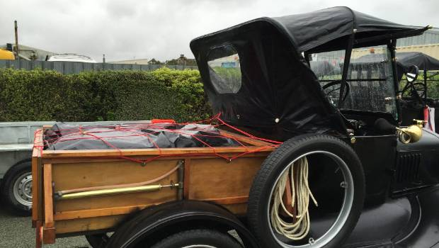 The early Aussie utes were totally different to early US-sourced pickups, such as this 1923 Ford Model T.