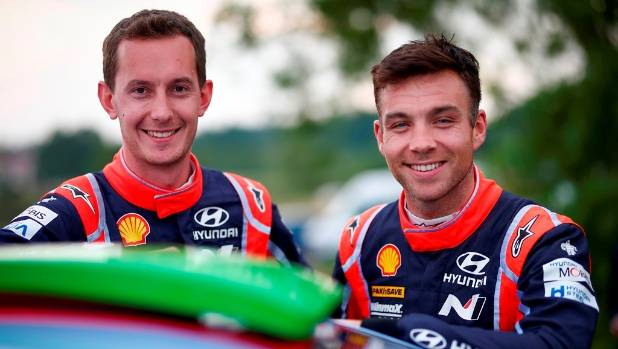 Seb Marshal and Hayden Paddon will begin their World Rally Championship campaign in Rally Sweden.