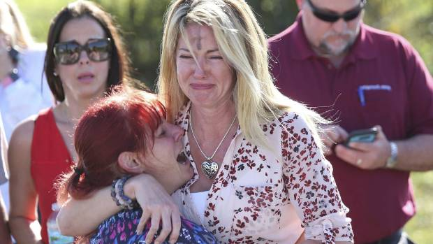 Florida school shooting: Trump slams Federal Bureau of Investigation over attack