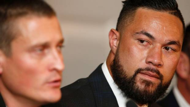 Joseph Parker has again backed the controversial approach taken by his promoter David Higgins to secure the big fight
