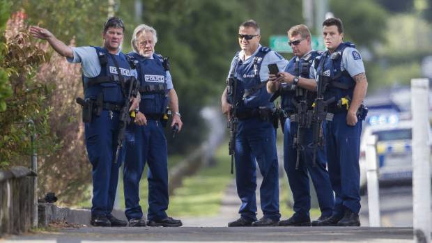 Taranaki school in lockdown after reports of man with firearm